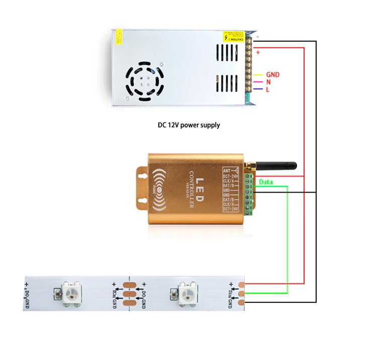 connect wifi spi